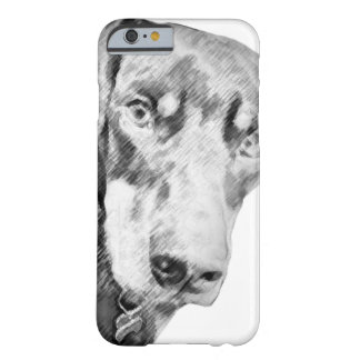Cobrir do Dachshund Capa Barely There Para iPhone 6