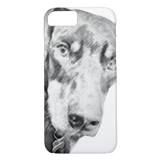 Cobrir do Dachshund Capa iPhone 7