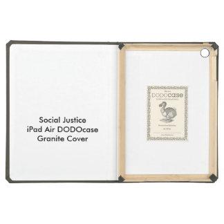 Cobrir do granito de DODOcase do ar do iPad de