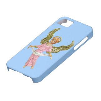 Cobrir do iPhone 5 do anjo Capa Barely There Para iPhone 5
