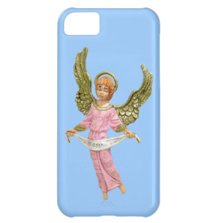 Cobrir do iPhone 5 do anjo Capa Para iPhone 5C