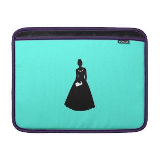 Cobrir do laptop da dama de honra bolsas de MacBook air