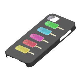 Cobrir dos Lollies de gelo iPhone5 Capa Barely There Para iPhone 5