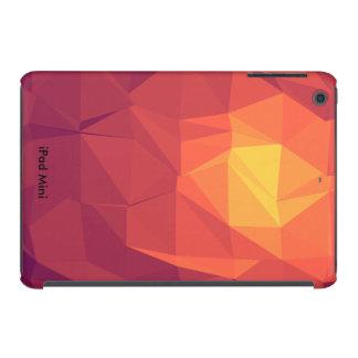 Cobrir liso do mini rubi de Ipad Capa Para iPad Mini Retina