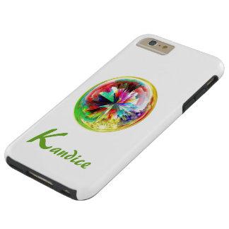 Cobrir na moda do iPhone de Kandice Capa Tough Para iPhone 6 Plus