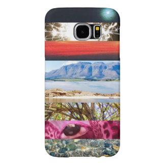 Cobrir original do telefone do impressão capas samsung galaxy s6