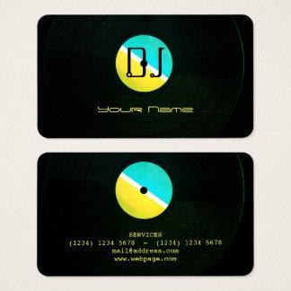 Cobrir profissional da produção da música do DJ Cartão De Visitas