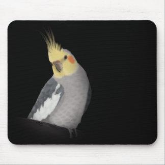 Cockatiel Mousepad (paisagem)