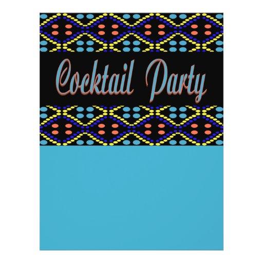 Cocktail Panfletos Personalizados