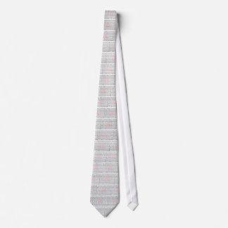 Código cortado gravata