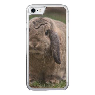 coelho capa para iPhone 7 carved