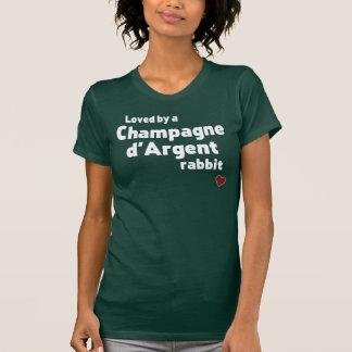 Coelho d'Argent de Champagne T-shirt