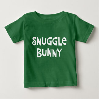 Coelho do Snuggle Camisetas
