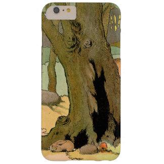 Coelho na floresta tranquilo capas iPhone 6 plus barely there