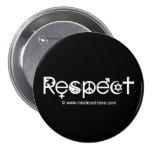 Coexista com botão do respeito botons