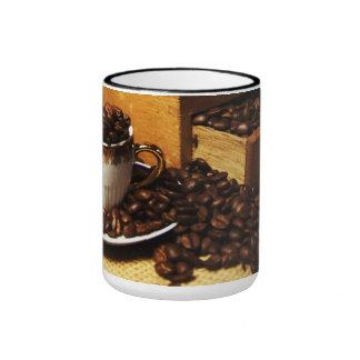 Coffee Caneca Com Contorno