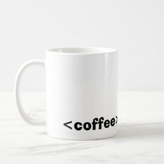 <coffee> Caneca do HTML