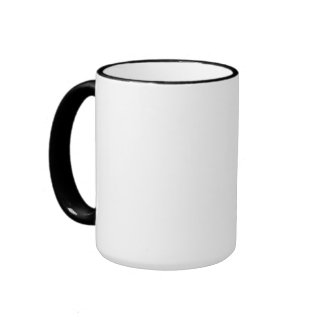 Coffee cup for lovely mornings caneca com contorno