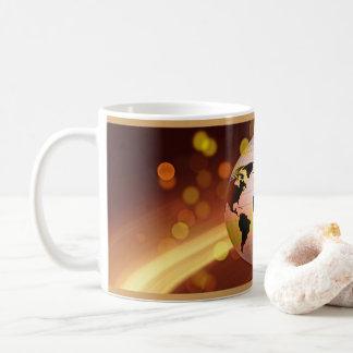 COFFEE EARTH MUG CANECA DE CAFÉ