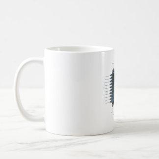coffee inside caneca