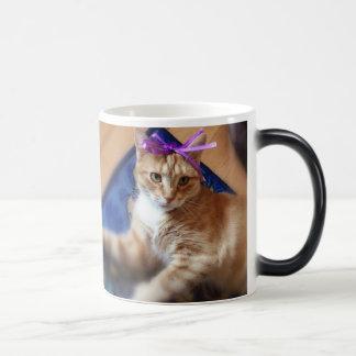 Coffee Mug cat Caneca Mágica