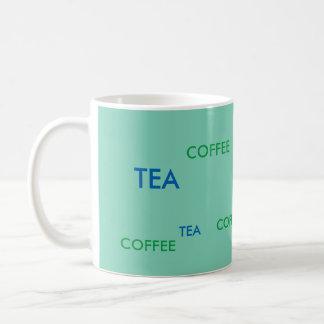 COFFEE/TEA CANECA