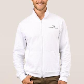 Coffey corta o design de Digitas da jaqueta do