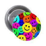 COLAGEM DOS SMILEY PINS