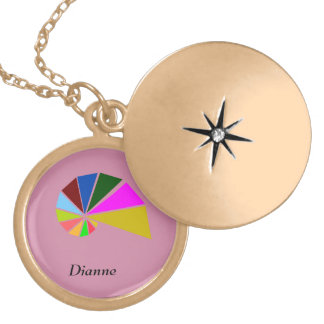Colar Banhado A Ouro Caracol Playfully geométrico