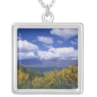 Colar Banhado A Prata Lago Wakatipu e o Remarkables, Queenstown,