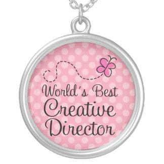Colar criativa do diretor (mundos melhores) jóia