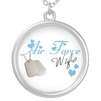 Colar da esposa da força aérea