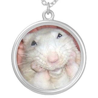 Colar de Bridget do rato do animal de estimação