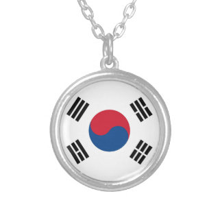 Colar de Taegukgi (bandeira de Coreia do Sul)