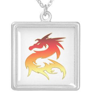 Colar do dragão do fogo do KRW