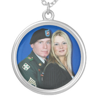 Colar do soldado & da esposa
