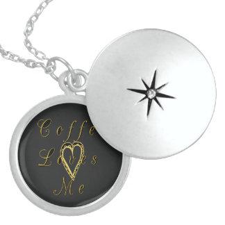 Colar Medalhão Design feminino fantástico bonito