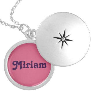 Colar Miriam