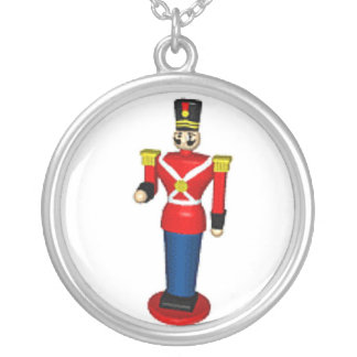 Colares do soldado de brinquedo
