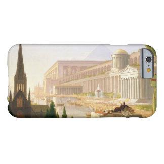 Cole de Thomas - o sonho do arquiteto Capa Barely There Para iPhone 6