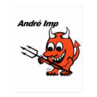 Coleção #1 do Imp de Andre Cartão Postal