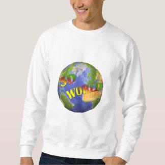 Coleção 3D World Suéter