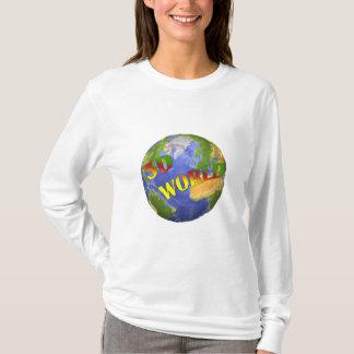 Coleção 3D World Tshirt