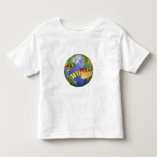 Coleção 3D World Tshirts
