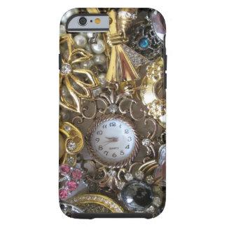 coleção bling da jóia capa para iPhone 6 tough