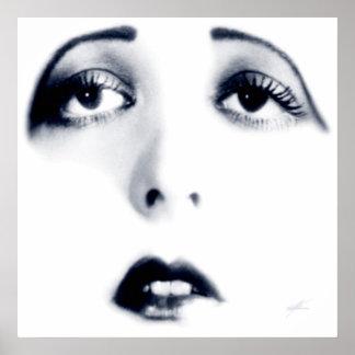 Coleção da cara - Clara Bow - ele menina Poster