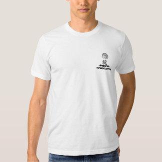 Coleção do dragão t-shirts