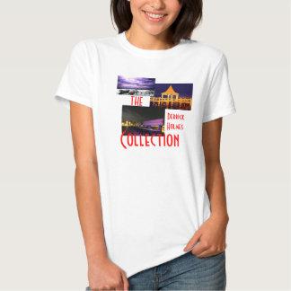 Coleção-Mulheres de Holmes da torre Camiseta
