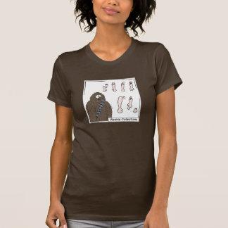 Coleções de Wookie Tshirt