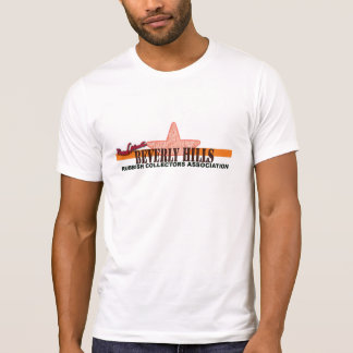 Coletores dos desperdícios de Beverly Hills T-shirts